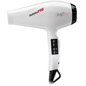 Профессиональный фен BaByliss PRO BAB6350IBE Bianco Ionic