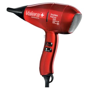 Профессиональный фен Valera Swiss Nano 9200 Red